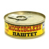 Паштет Онисс Московский 100 г – ИМ «Обжора»