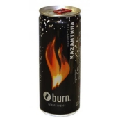 Напиток энергетический Берн (Burn) 0.25 л – ИМ «Обжора»