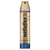 Лак для волос Веллафлекс (WELLAFLEX) экстра-сильная фиксация 250 мл – ИМ «Обжора»