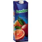 Сок Сандора 1 л. сицилийский апельсин – ИМ «Обжора»