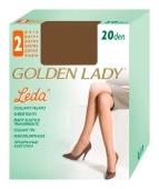 Колготки Голден Леди (GOLDEN LADY) leda 20 daino II – ИМ «Обжора»