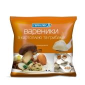 Вареники Геркулес  с картофелем и грибами 400 г – ИМ «Обжора»