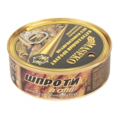 Шпроты Масеко в/м 150 г – ИМ «Обжора»