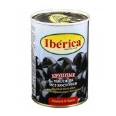 Маслины Иберика б/к 420 г – ИМ «Обжора»