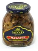 Маслята Микадо маринованные целые 580 г – ИМ «Обжора»