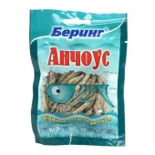 Анчоус Беринг солено-сушеный 40 г – ИМ «Обжора»