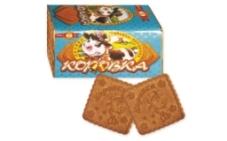 Печиво ХБФ 180г Корівка вершковий смак – ІМ «Обжора»