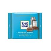 Шоколад Риттер спорт (Ritter Sport) Альпенмилк 100 г – ИМ «Обжора»
