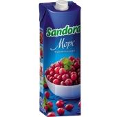 Морс Сандора (Sandora) клюква 0,95 л – ИМ «Обжора»