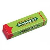 Жевательная резинка Ригли Даблминт (15 пластинок) – ИМ «Обжора»