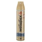Лак для волос Веллафлекс (WELLAFLEX) сильная фиксация на 2 дня 250 мл – ИМ «Обжора»