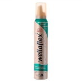 Пена для волос Веллафлекс (WELLAFLEX) Объем 200 мл – ИМ «Обжора»
