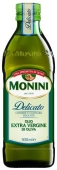 Олія Моніні 0,5л оливкова Delicato Extra Vergine ИМП – ІМ «Обжора»