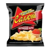 Салют Золотое зерно кукурузные палочки  красная икра 45г – ИМ «Обжора»