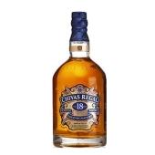 Виски Чивас (Chivas) Регал 0.7л 18лет – ИМ «Обжора»
