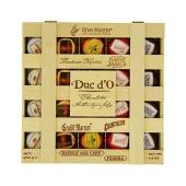 Конфеты Дюк д О (Duc d`O) Ассорти с ликером деревянная упаковка 250 г – ИМ «Обжора»