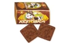 Печиво ХБФ 180г Корівка шоколадний смак – ІМ «Обжора»