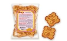 Печенье Бисквит-шоколад (ХБФ)  Диабетическое 400г с фруктозой – ИМ «Обжора»
