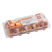 Куриное яйцо Фермерское 1 категории 10 шт. – ИМ «Обжора»