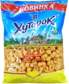 Макароны Хуторок Ракушки 1 кг – ИМ «Обжора»