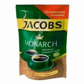 Кофе Якобс (Jacobs) Монарх 75 г – ИМ «Обжора»