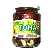 """Ассорти №6 """"Тома"""": огурец, помидор, перец, 0,72 л – ИМ «Обжора»"""
