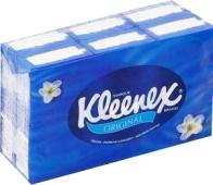 Платки носовые  Клинекс (Kleenex) VELTIE 10*10 белые – ИМ «Обжора»