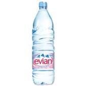 Вода Эвьён (Evian) газированная 2 л – ИМ «Обжора»