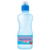 Вода Малятко 0,33л дитяча зі спецпробкою – ІМ «Обжора»