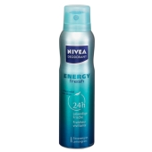 Дезодорант - спрей Нивея (NIVEA) DEO Energy fresh 150 мл – ИМ «Обжора»
