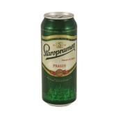Пиво Старопрамен 0.5л Ж/Б св. – ИМ «Обжора»