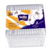 Ватные палочки Белла (Bella), 200 шт – ИМ «Обжора»