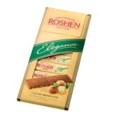 """Шоколад """"Рошен"""", """"Элеганс"""", тёмномолочный, орех, 100 г – ИМ «Обжора»"""