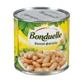 Консервы Бондюэль (Bonduelle) фасоль белая в нежном соусе 400 г – ИМ «Обжора»