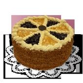 Торт Пражский Стецко 1 кг – ИМ «Обжора»