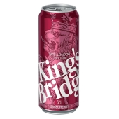 Напиток Кингз-Бридж (King's Bridge) Джин с вишней 0,5 л – ИМ «Обжора»