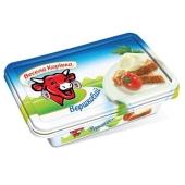 Сыр плавленый Веселая коровка Сливочный 180 г – ИМ «Обжора»
