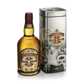 Виски Чивас (Chivas) регал 0,75 л. 12 лет – ИМ «Обжора»