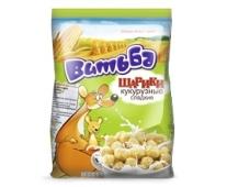 Шарики кукурузные Витьба сладкие 150 г – ИМ «Обжора»