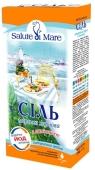 Соль Жменька 0,75кг пищевая морская с ламинарией – ИМ «Обжора»