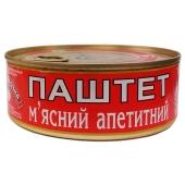 Паштет Господарочка Мясной Аппетитный 250 гр. – ИМ «Обжора»