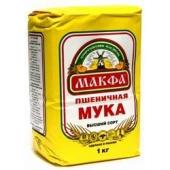 Мука Макфа (Makfa) в/с 1кг – ИМ «Обжора»