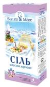 Сіль Salute di Mare 750г Морська крупная – ІМ «Обжора»