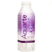Вода Aquarte 0,5л з екстрактом Ромашки  і Маракуї – ІМ «Обжора»