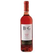 Вино Бартон & Гестье (B&G) Шираз Розе сух. – ИМ «Обжора»