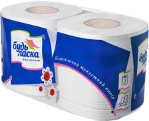 Туалетная бумага Альбатрос Будь Ласка 2 шт – ИМ «Обжора»