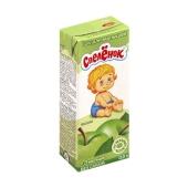 Сок Спеленок яблочный 200 г – ИМ «Обжора»