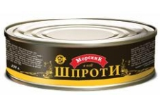 """Шпроты в масле """"Морские"""", 150 г – ИМ «Обжора»"""