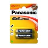 Батарейки Панасоник (Panasonic) LR 6 Alkaline 2BP – ІМ «Обжора»
