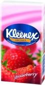 Платки носовые KLEENEX VELTIE 10*10 клубника – ИМ «Обжора»